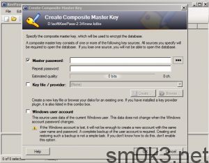 keepass_create_master_password