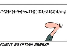 funny regex picture